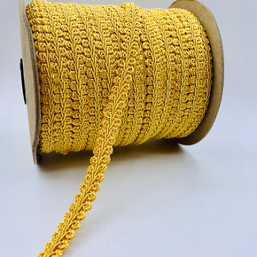 "Trimplace Golden Rud 5/8"" Chinese Braid"
