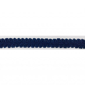 "Trimplace Navy 5/8"" Chinese Braid"
