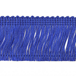 "Trimplace Royal Blue 18"" Chainette Fringe - Sold by the Yard"
