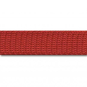 RED 1/2 INCH POLY FOLDOVER
