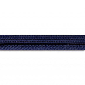 NAVY 7/16 INCH POLY CORDEDGE