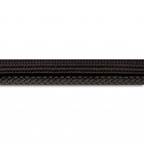 BLACK 7/16 INCH POLY CORDEDGE