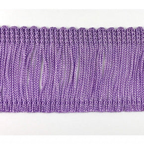 "Trimplace Lilac 2"" Rayon Chainette Fringe"