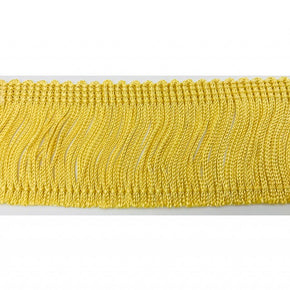 "Trimplace Canary 2"" Rayon Chainette Fringe"