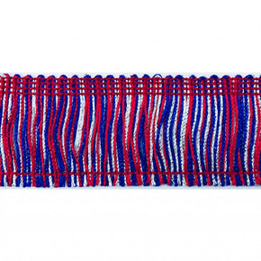 "Trimplace Americana Metallic 2"" Chainette Fringe"