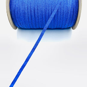 "Royal 5/16"" Sparkle Braided Elastic Stretch"