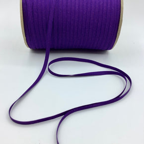 "Purple 3/16"" Middy Braid"