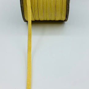 "Trimplace Goldenrod 1/4"" Middy Braid"