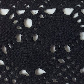 "Black Cluny Lace--3""***SPECIAL SPOOL PRICE 60% OFF***"