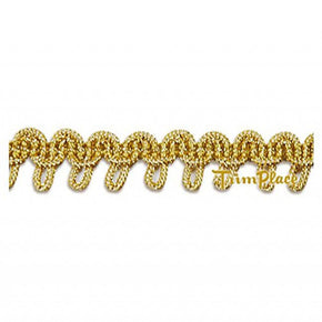 GOLD STARGLOW 5/8 INCH LOOP
