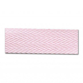 PINK 3/4 INCH TWILL TAPE