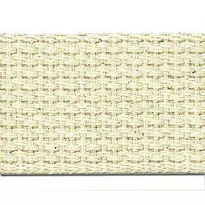 NATURAL 1 1/2 INCH COTTON WEBBING