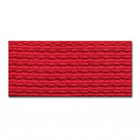 RED 1 INCH COTTON WEBBING