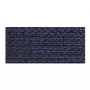 NAVY 1 INCH COTTON WEBBING