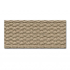 KHAKI 1 INCH COTTON WEBBING