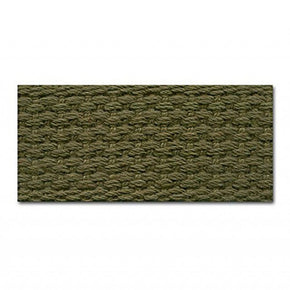 SAGE 1 INCH COTTON WEBBING