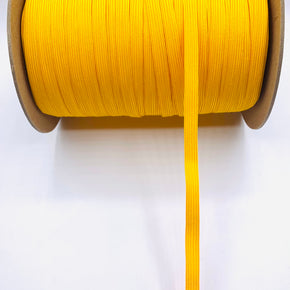"Flag Gold 3/8"" Middy Braid"