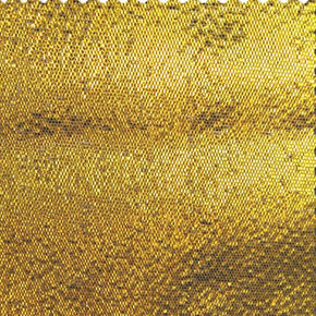 Brass Tissue Lamé Fabric