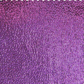 Purple Tissue Lamé Fabric