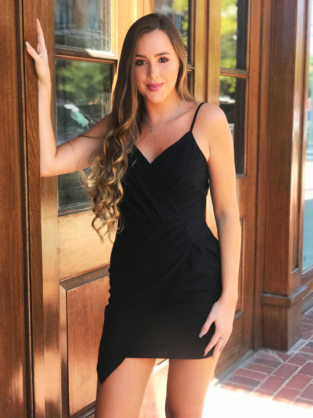 Ravin Little Black Dress