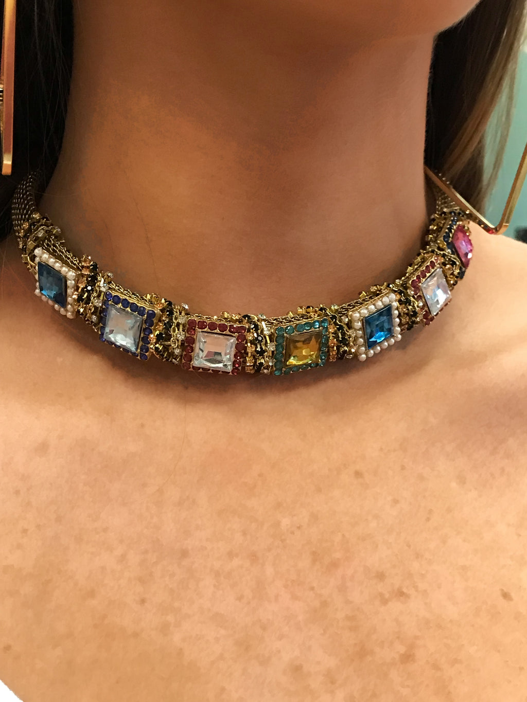 Ananya Necklace by Budha Girl