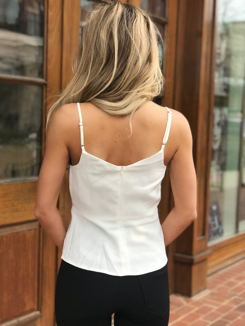 JoAnna Top in White