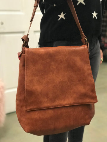 Backpack Purse in Tan