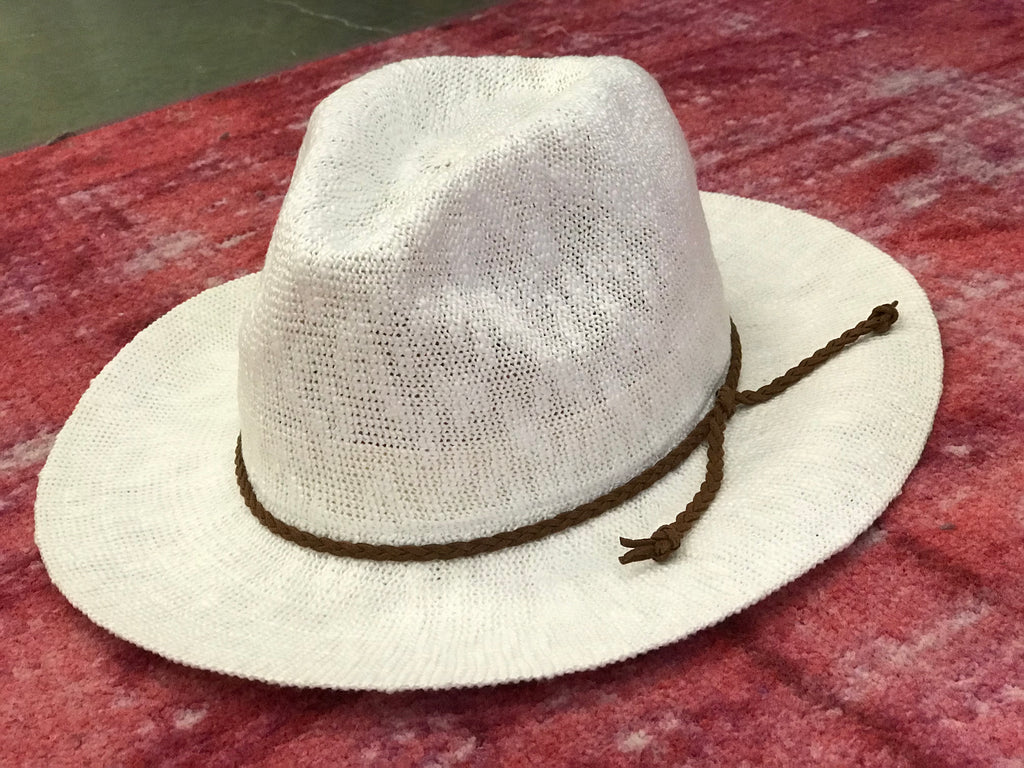 St. Croix Hat in White