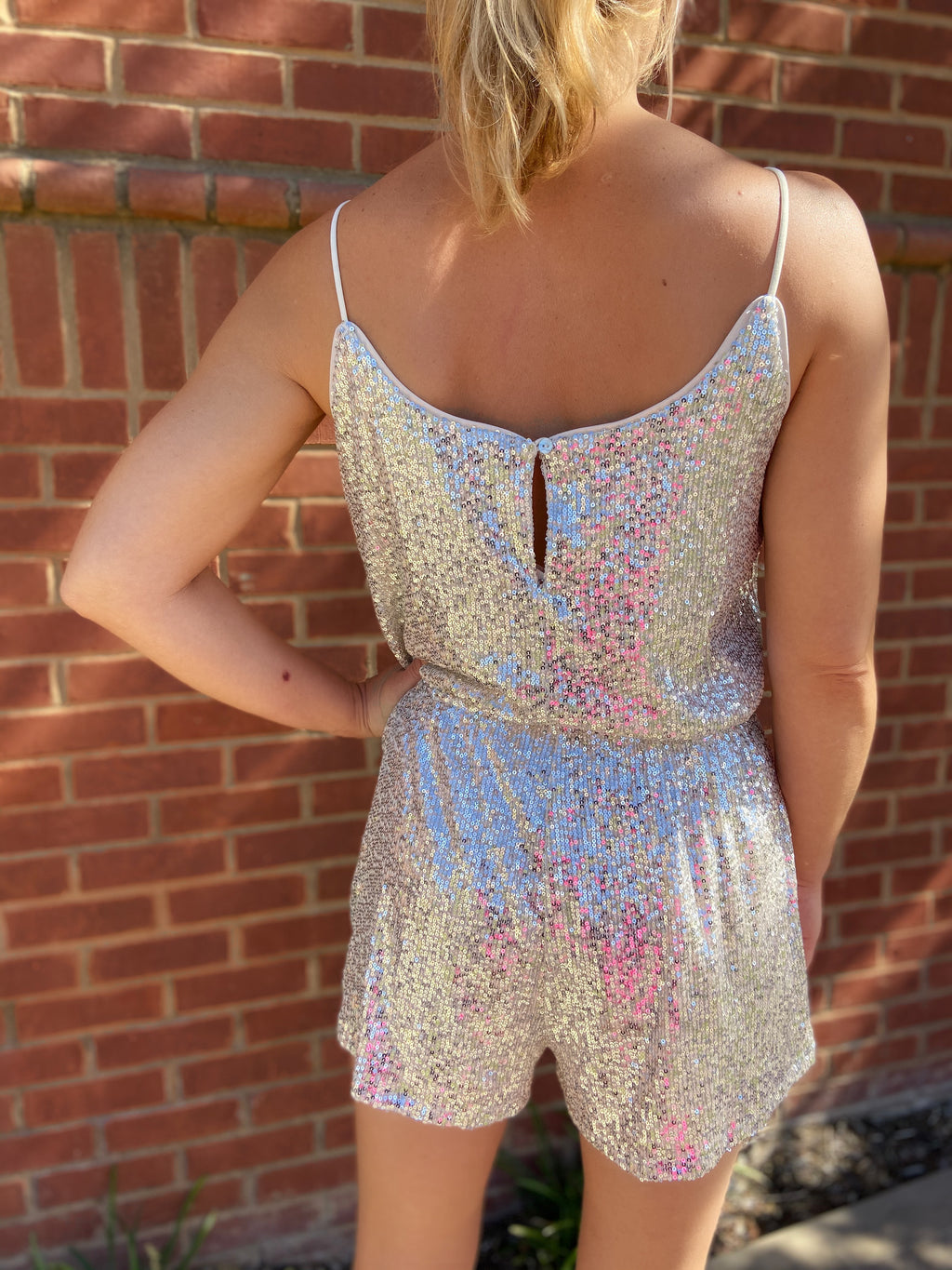 Light the Night Romper