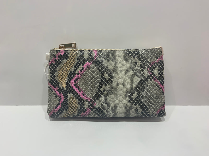 Crocodile Crossbody Purse