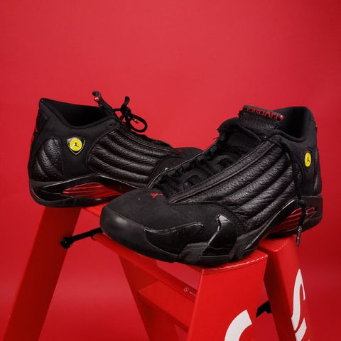 Air Jordan 14 Retro 'Last Shot' 2018 Mens 8.5