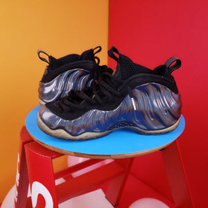 Nike Air Foamposite One 'Hologram' 2015 Rare Sneakers Us Sz 7.5