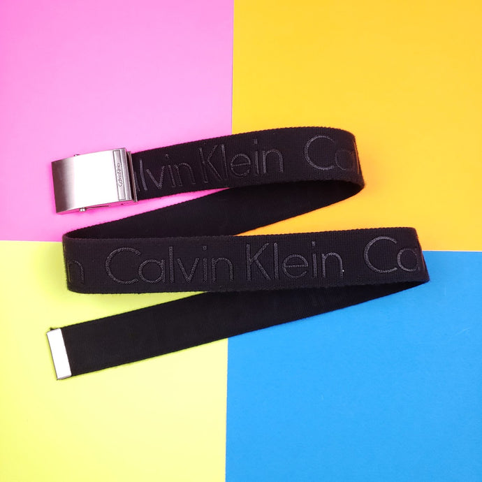 Klein Spellout All over print Belt