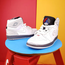 Load image into Gallery viewer, Air Jordan 1 Retro '93 'Bugs Bunny' 2012 US 8