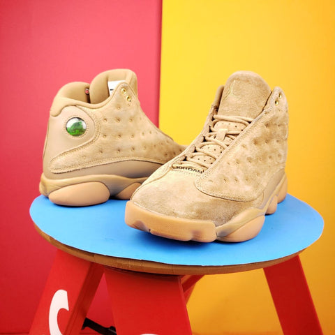Air Jordan 13 Retro 'Wheat' 2017 sneakers US 8.5