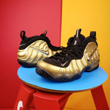 Load image into Gallery viewer, Nike Air Foamposite Pro 'Metallic Gold' 2017 Sneakers US 10