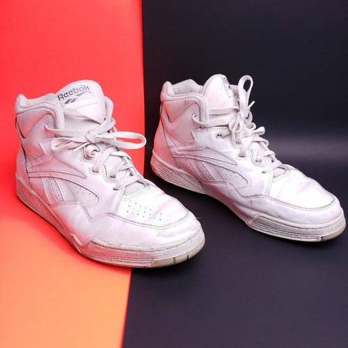 Vintage Reebok Classics Hightop Basketball sneakers US Mens | Size 12
