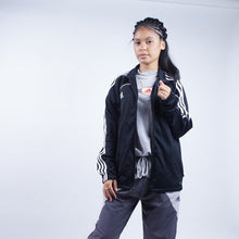 Load image into Gallery viewer, y2k Adidas zip up clima365 womens track jacket woMens | L mens M