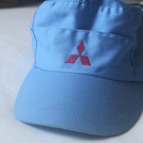 Mitsubishi 4 Panel Hat