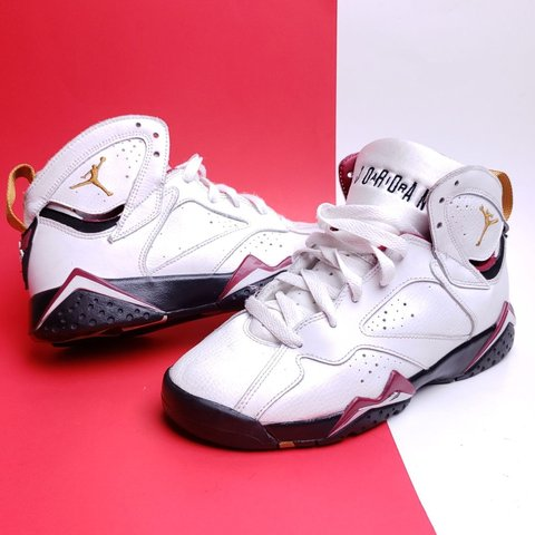 Air Jordan 7 Retro GS 'Cardinal' Size 6(Y)