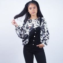 Load image into Gallery viewer, Disney Mickey Mouse All-Over Print Longsleeve Mens M or Womens L