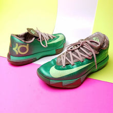Load image into Gallery viewer, Nike Kevin Durant KD 6 'Bamboo' Basketball Sneaker mens 9