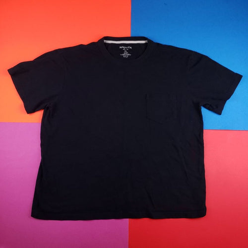 Nautica pocket T shirt Mens | XL