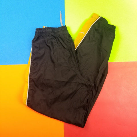 Vintage 90s Nike windbreaker swooshie pants Mens | XL