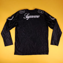Load image into Gallery viewer, Supreme Black L/S Jersey Mens sz L