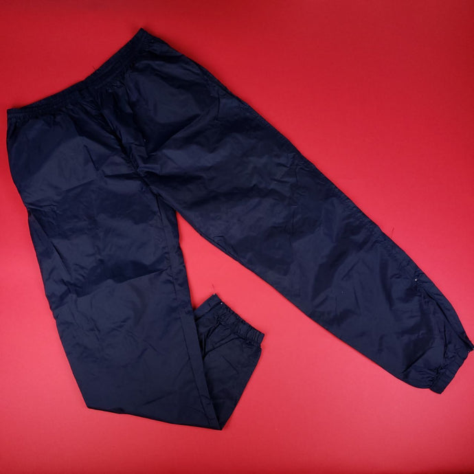 Vintage Haband Athletic Track Pants Navy Mens sz XL
