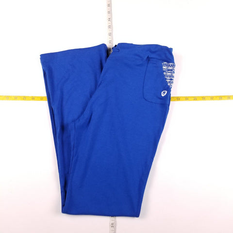 Pants for Lions Elastic Blue Sweatpants Mens sz M