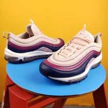 Load image into Gallery viewer, Nike Air Max 97 Plum Chalk Wmns Sneakers Size 10.5