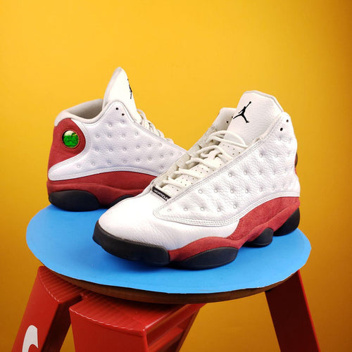 Air Jordan 13 Retro 'Cherry' 2010 Sneakers Mens 9.5