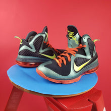 Load image into Gallery viewer, Nike Lebron 9 Cannon Mens size 8.5